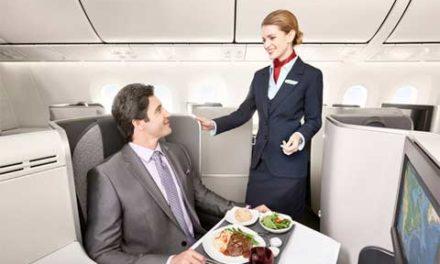 شیوه ی جدید خط هوایی کانادا برای تحقق آرزوها