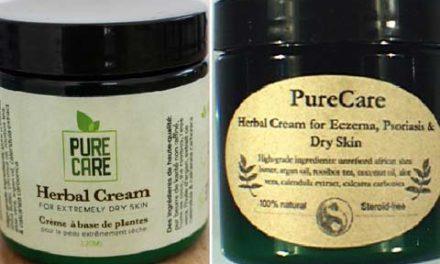 هشدار درباره ی لوسیون گیاهی PureCare از طرف وزارت بهداشت کانادا