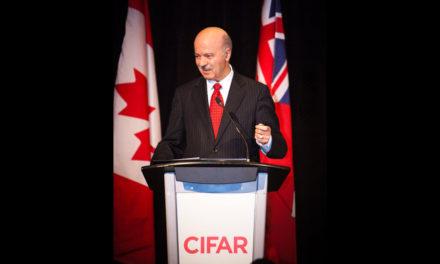 جایزه انستیتوی پژوهش های عالی کانادا به سه دانشمند جوان