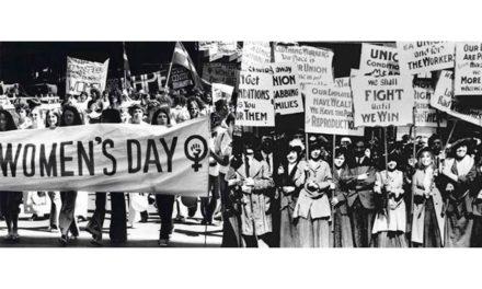 تاریخچه ۸ مارچ روز جهانی زن/ سازمان زنان ایرانی انتاریو