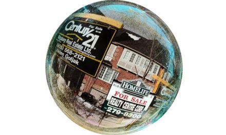 احتمال ترکیدن حباب مسکن در تورنتو