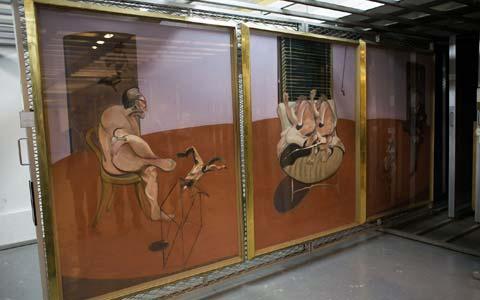 نقاشی ها قربانیان خاموش انقلاب اسلامی ایران