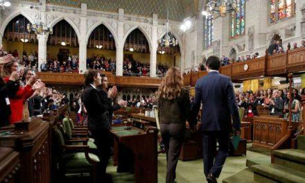 روز زنان در مجلس عوام کانادا