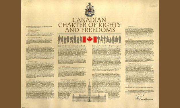 سالگرد منشور حقوق و آزادی در کانادا