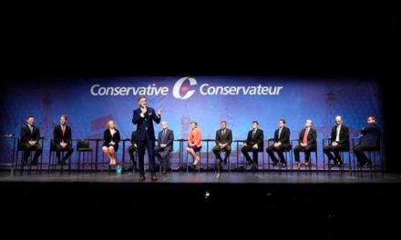 انتخابات رهبری حزب محافظه کار