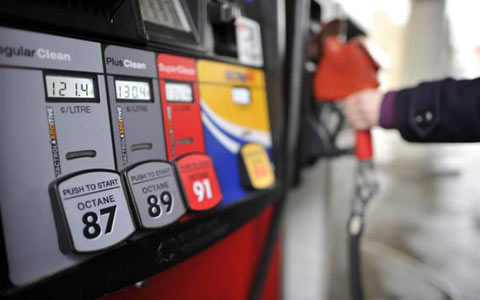 قیمت بنزین در تورنتو از بامداد چهارشنبه افزایش یافت