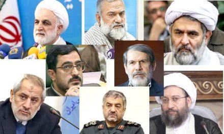 تمدید تحریم ۸۲ مقام ایرانی به دلیل «نقض جدی حقوق بشر»