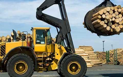 مشکلات تجاری کانادا و آمریکا در صنعت چوب بری و الوار