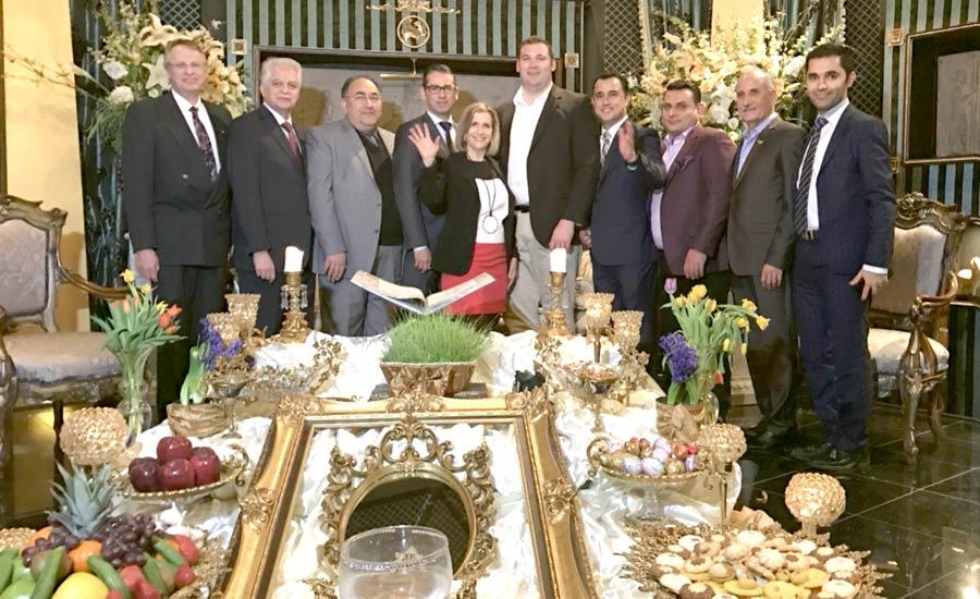 گرامیداشت نوروز توسط حزب کانسرواتیو در کانادا