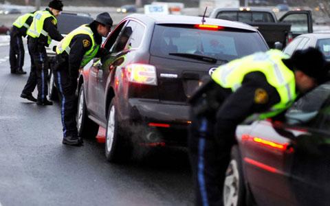 تغییرات جدید در قوانین رانندگی در کانادا