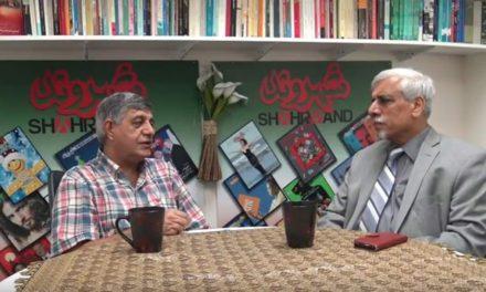 گفت وگوی شهروند با عباس شکری/حسن زرهی