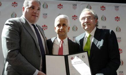 اعلام آمادگی آمریکا، کانادا و مکزیک برای میزبانی جام جهانی ۲۰۲۶