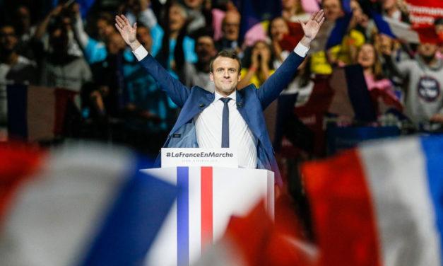 رئیس جمهور جدید فرانسه کیست؟/سعید امیدی