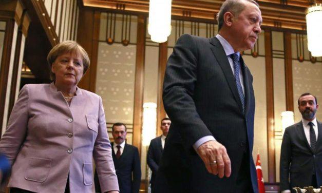 معامله تسلیحاتی جدید آلمان و ترکیه:نمک پاشیدن بر زخم قربانیان اردوغان/جواد طالعی
