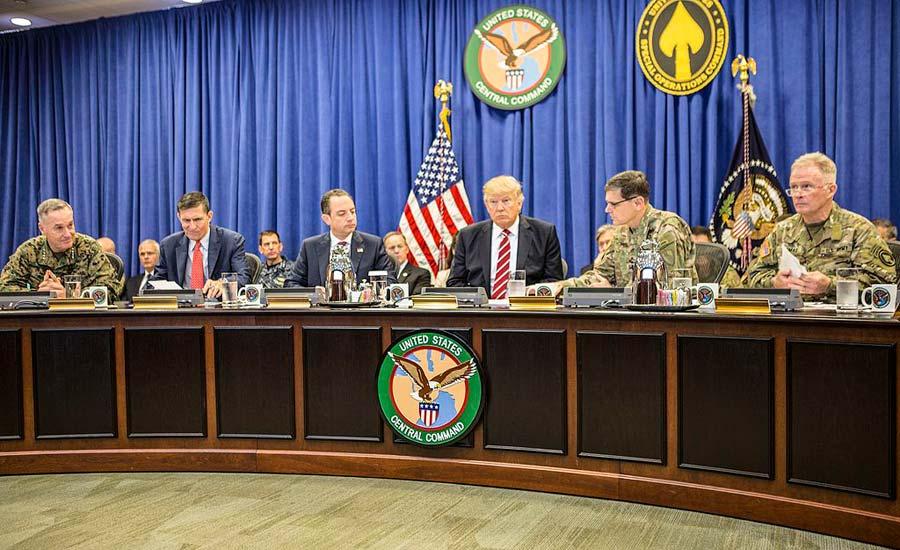 پس از بمباران سوریه جلوه گری جنگ سالارانه دونالد ترامپ/ برگردان: شهباز نخعی