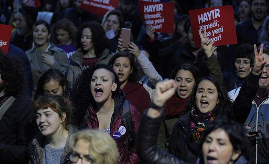 نتایج رفراندوم در ترکیه (۳)/علی قره جه لو