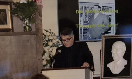 متن سخنان حمید اکبری در مراسم سوگواری به مناسبت دکتر سعید فاطمی*