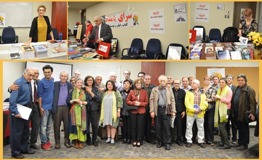 نمایشگاه کتاب تهران بدون سانسور در تورنتو