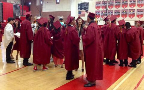 افزایش نرخ فارغ التحصیلان دبیرستان های انتاریو