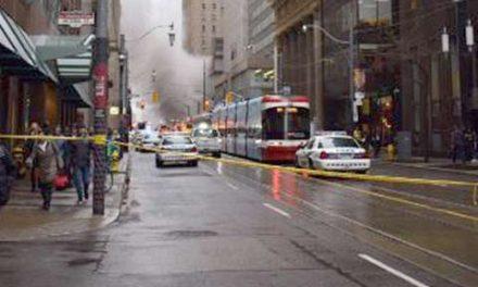 انفجار در زیرزمین خیابان کینگ