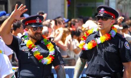 دعوت از پلیس تورنتو برای شرکت در رژه ی غرور در نیویورک