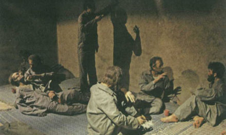 خاطرات زندان: یادی از داود مدائن/عزت مصلی نژاد