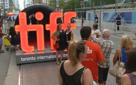مشکل بسته شدن خیابان کینگ در ایام جشنواره ی فیلم تورنتو