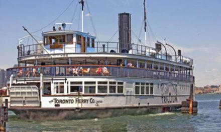 قایق مسافری تریلیوم تورنتو بعد از ۱۰۷ سال تعمیر می شود