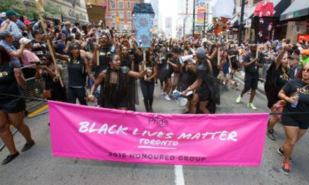 Black Lives Matter در رژه ی غرور امسال شرکت نمی کند