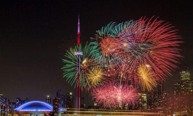 صد و پنجاهمین سال تولد کانادا مبارک باد!