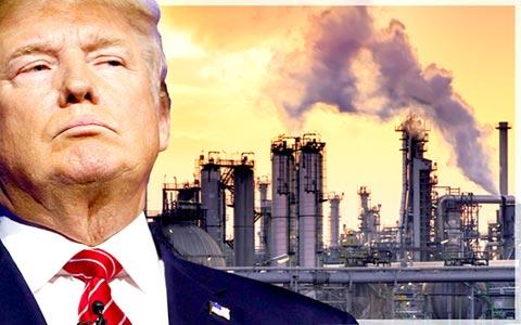 خروج آمریکا از پیمان تجاری آب و هوایی جهان و تاثیرش بر بیمه/فرهاد فرسادی