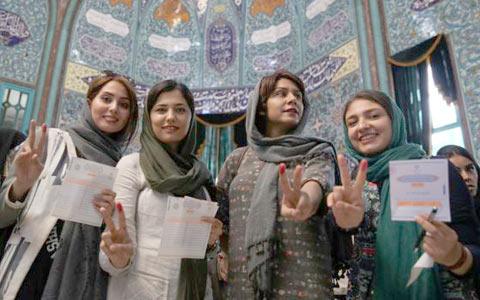 انتخابات ایران از نگاهی دیگر/ شهرام تابع محمدی