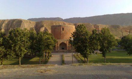 کاخ خورشید ـ کلات نادر/جعفر سپهری
