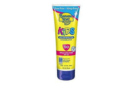 شکایت از کرم ضد آفتاب Banana Boat