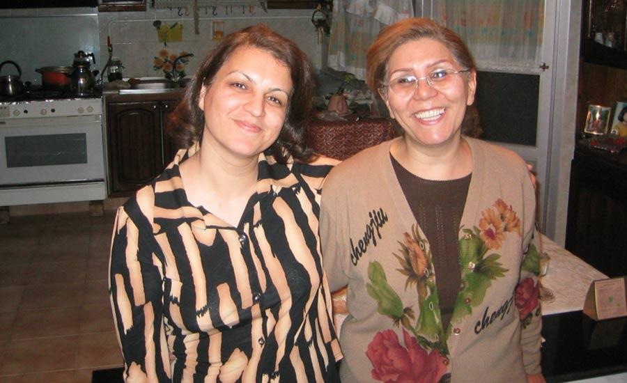 دو شمع فروزان در تاریکی زندان ایران/ برگردان: عباس شکری