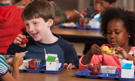 سالم خوری در مدارس، روشی مناسب برای جلوگیری از چاقی