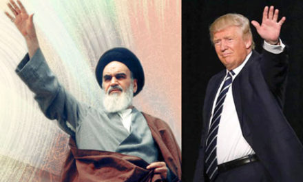 تجلی صفات خمینی در دانالد ترامپ/محمدرضا روحی