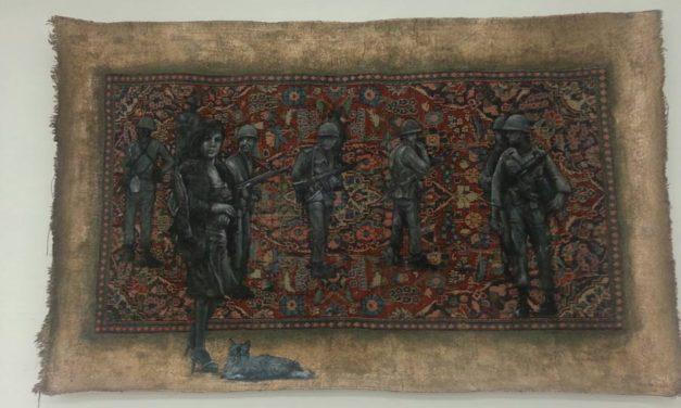 """۳ هنرمند ایرانی همراه با ۳ هنرمند آلمانی روی """"خط تیره""""*/جواد طالعی"""