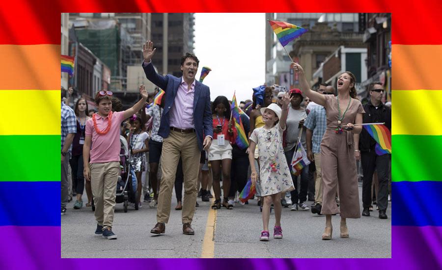 رژه غرور بزرگداشت آزادی، برابری، صلح و گوناگونی نژادی