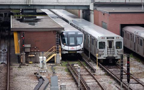 دلایل تاخیر قطارهای شهری در سه سال اخیر منتشر شد