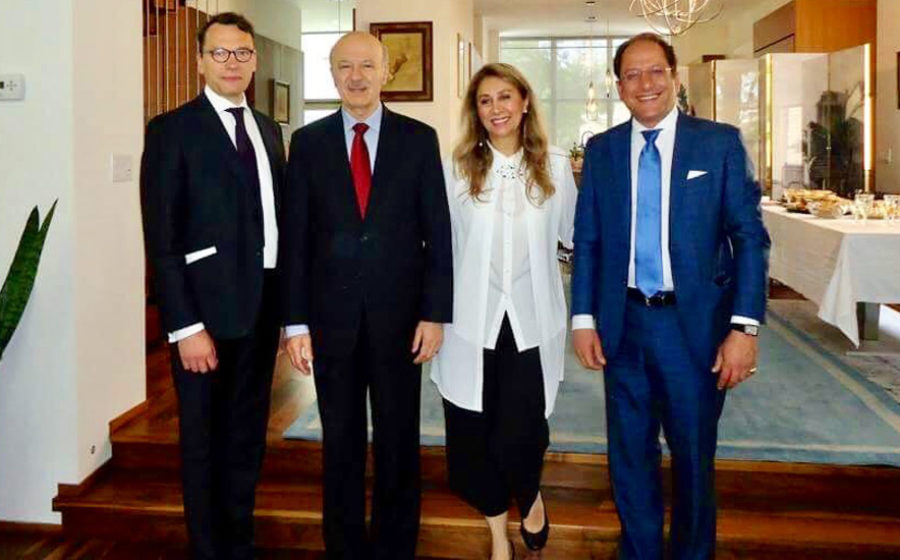 Consul-General-of-France–Dr-Moridi–M-Ehsassi-farsandaj