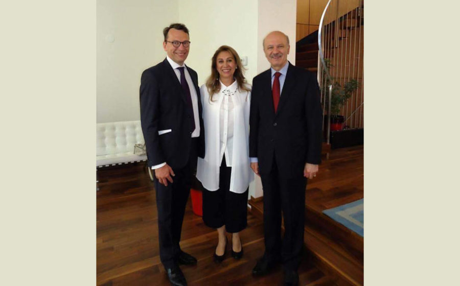Consul-General-of-France-Farsandaj-Dr-Moridi