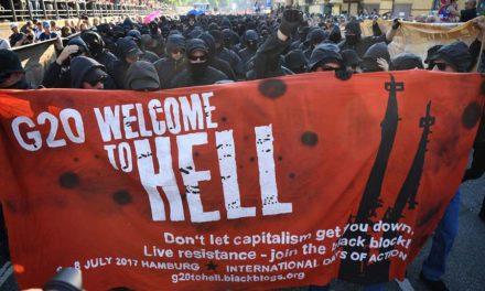 """اینجا هامبورگ است، """"به جهنم خوش آمدید""""/جواد طالعی"""