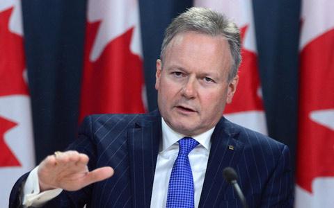 بالا رفتن نرخ بهره بانکی در کانادا