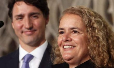 ژولی پایات فرماندار کل جدید کانادا معرفی شد