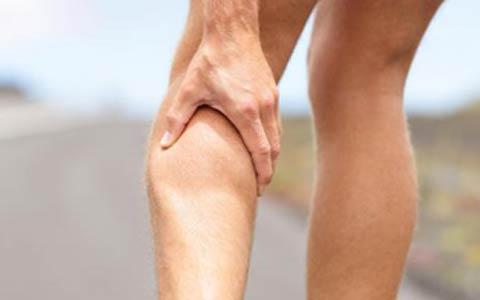 گرفتگی عضلات پا/دکتر عطا انصاری