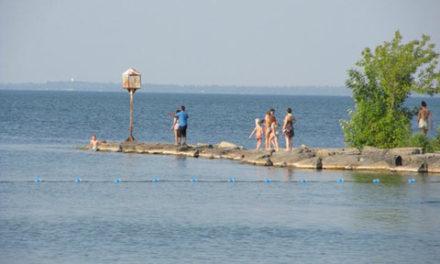 غرق شدن مرد جوان در دریاچه سیمکو در روز کانادا