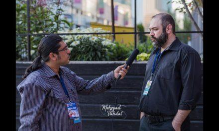 گفت وگوی شهروند با بهرام آقاخان در تیرگان