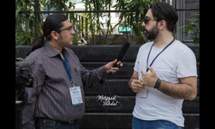 گفت و گوی شهروند با مهران امینیان در تیرگان