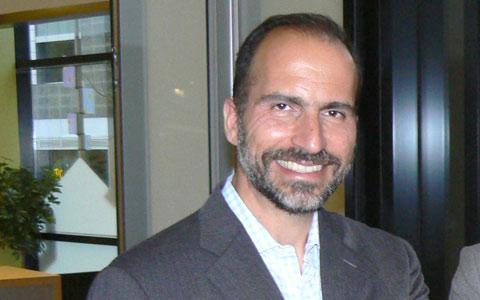 مدیر عامل گران قیمت ایرانیتبار، مدیرعامل تاکسی آنلاین «اوبر» شد